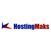Логотип компании «HostingMaks»