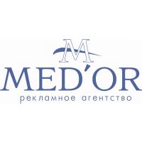 Логотип компании «MEDOR»
