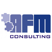 Логотип компании «AFM Consulting»