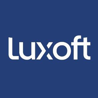 Логотип компании «Luxoft»