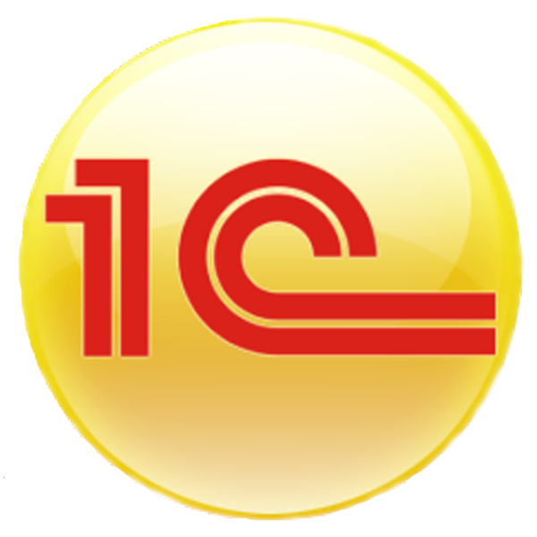 Логотип компании «Фирма «1С»»