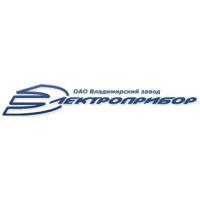 Логотип компании «Владимирский завод Электроприбор (ВКБР)»