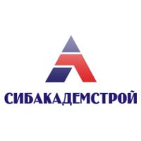 Логотип компании «СибАкадемСтрой»