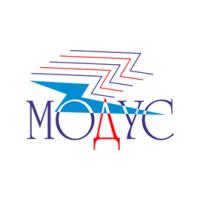 Логотип компании «Модус»