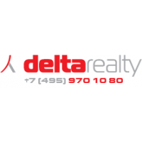 Логотип компании «DeltaRealty»