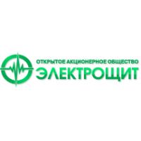 Логотип компании «Электрощит»