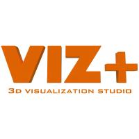 Логотип компании «viz-plus»