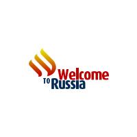 Логотип компании «Welcome-to-Russia»