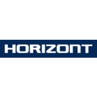 Логотип компании «Горизонт»