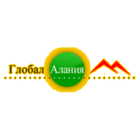 Логотип компании «Глобал Алания»