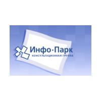 Логотип компании «Инфо-Парк»