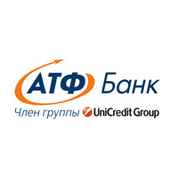 Логотип компании «АТФ Банк»