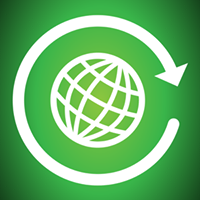 Логотип компании «Continent Express»