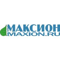 Логотип компании «Максион»