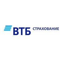 Логотип компании «ВТБ Страхование»