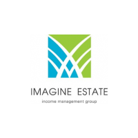 Логотип компании «IMAGINE ESTATE»