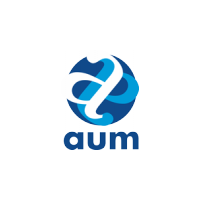 Логотип компании «AUM Translation Services»