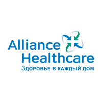 Логотип компании «Alliance Healthcare Russia»