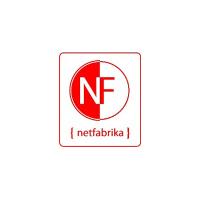 Логотип компании «Мастерская веб-сайтов {netfabrika}»