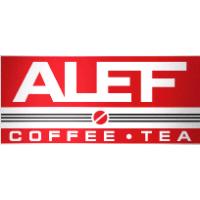 Логотип компании «Алеф Кофе и Чай»