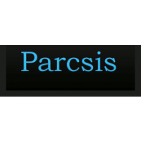 Логотип компании «Parcsis»