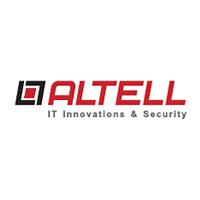 Логотип компании «AltEll»