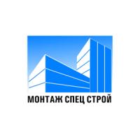 Логотип компании «Монтаж Спец Строй»