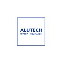 Логотип компании «Алютех»