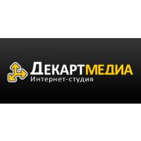 Логотип компании «Декарт Медиа»