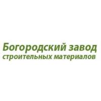 Логотип компании «Богородский завод строительных материалов»