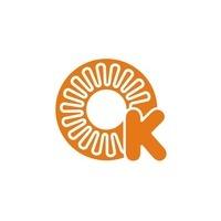 Логотип компании «Теплый пол ОКей»