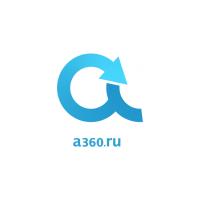 Логотип компании «A360»