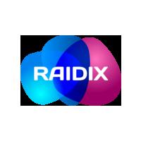 Логотип компании «RAIDIX»