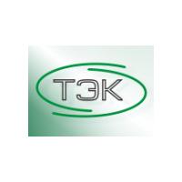 Логотип компании «ТЭК»