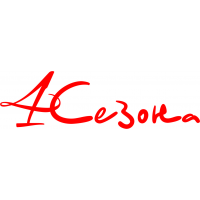 Логотип компании «4 Сезона»