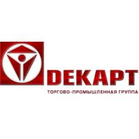 Логотип компании «Декарт»