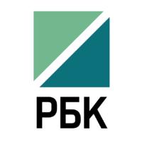 Логотип компании «РБК»