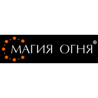 Логотип компании «Магия Огня»