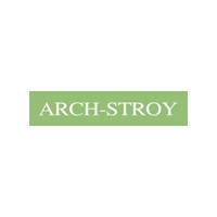 Логотип компании «Arch-stroy»