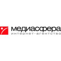 Логотип компании «Медиасфера»