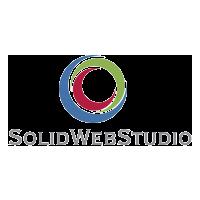 Логотип компании «SolidWebStudio»