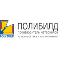 Логотип компании «СК Полибилд»