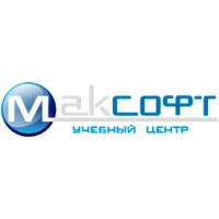Логотип компании «Учебный центр Максофт»
