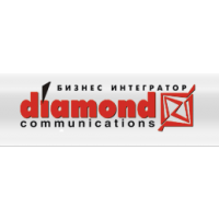 Логотип компании «Diamond Communications»