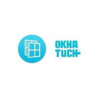 Логотип компании «Окна Тисн»