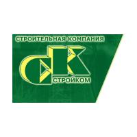 Логотип компании «Стройком»