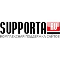 Логотип компании «Supporta.ru»