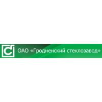 Логотип компании «Гродненский стеклозавод»