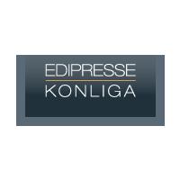 Логотип компании «ЭДИПРЕСС-КОНЛИГА»