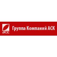 Логотип компании «Группа компаний АСК»